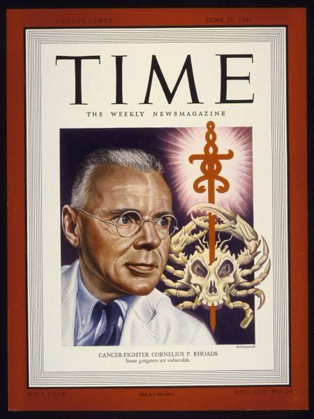 Dr. Cornelius P. Rhoads