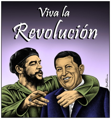 From_Guevara_to_Chavez_by_BenHeine