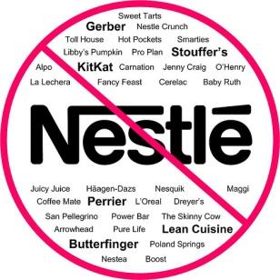 No Nestle