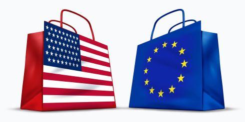 America and the European Union trade